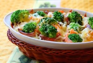 brokkoli запеканка
