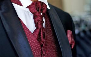 галстук узел 3