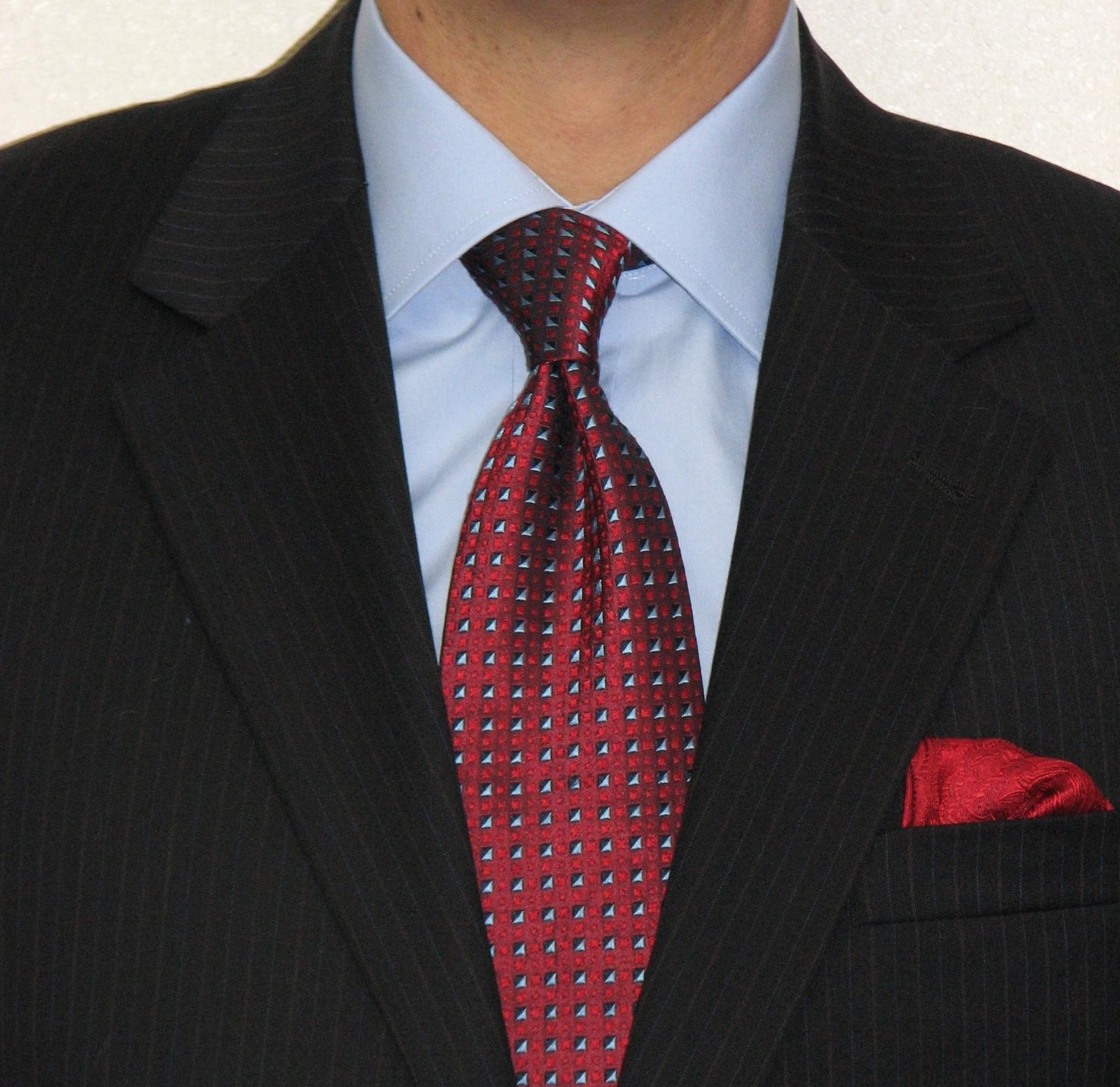 Какие галстуки в моде в 2018 году фото