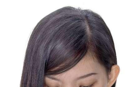 как лучше замаскировать седые волосы русой